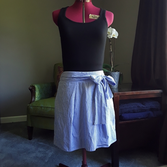 J Crew cotton skirt